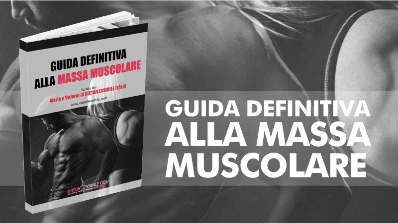 guida definitiva massa muscolare